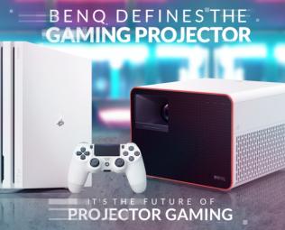En Yeni Oyuncu Projeksiyonu BENQ X1300İ ile Tanışın