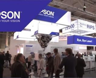 Epson yeni home cinema serisini tanıttı.