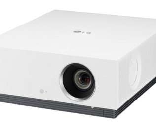 LG CineBeam Hu810p 4K Lazer Ev Sineması Projeksiyonu Tanıttı