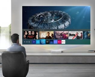 Samsung, Premiere 4K UST Lazer Projeksiyonunu Piyasaya Sürecek