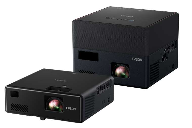 EPSON EpiqVision LS300, Mini EF11, Mini EF12 Serisine Bakış