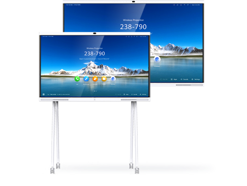 Huawei ideahub Akıllı Tahta,  Video Konferans , Projeksiyon bir arada..