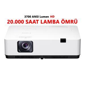 CANON LV-WX370 3700 ANSILUMEN - 20 BİN SAAT LAMBA ÖMÜRLÜ HD PROJEKSİYON