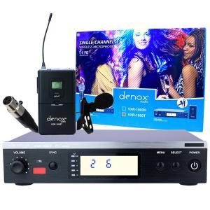 Denox Astron VXR-1000T UHF Yaka Mikrofonu