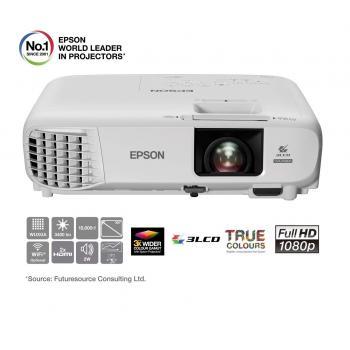 EPSON EB-U05 3400 ANS 1920x1200 WUXGA LCD PROJEKSİYON