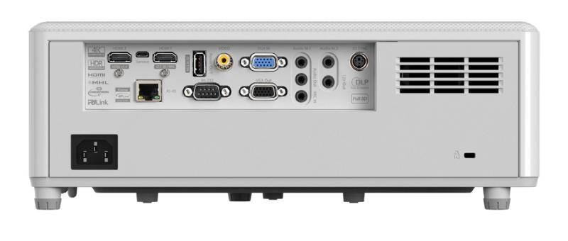 Optoma GT1090HDR bağlantıları