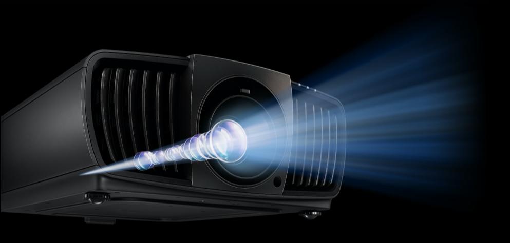 Çok sayıda tamamen cam lens ile BenQ projektörler uzun süreli görüntü kalitesi sunar.