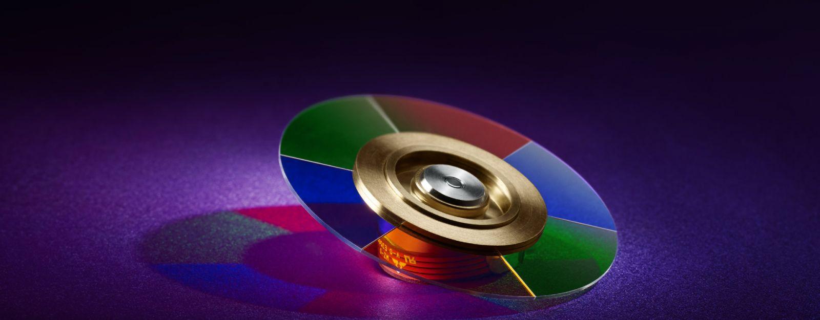 Bir projektör seçerken en önemli faktörlerden biri renk doğruluğudur.